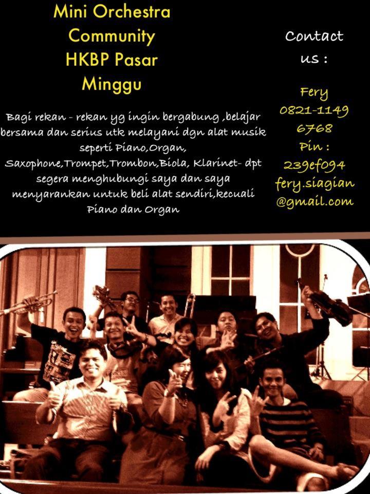mini orchestra